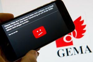 """Vokietija licencijavimo sutartimi užbaigė ilgą ginčą su """"YouTube"""""""