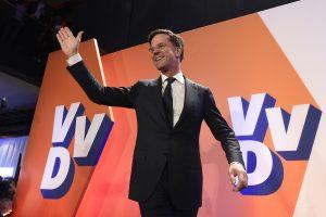 Ekspertai: Nyderlandai parodė, kad Europa gali atsilaikyti prieš radikalus