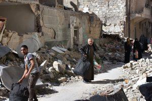 Lietuva skyrė humanitarinę pagalbą Afrikos, Artimųjų Rytų šalims