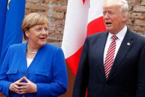 JAV pralaimėtų, jei Europa daugiau lėšų skirtų NATO gynybai?