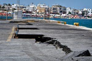Prie Graikijos – žemės drebėjimas: buvo itin smarkiai juntamas turistinėje saloje
