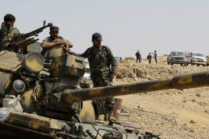 Sirijos pajėgos užėmė paskutinį džihadistų bastioną Homso provincijoje