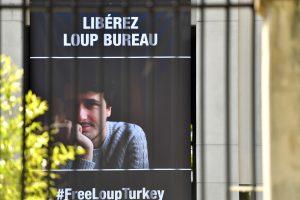 Turkija paleido terorizmu kaltintą prancūzų žurnalistą