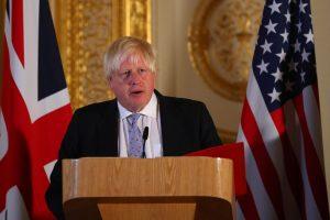 """B. Johnsonas: """"Brexit"""" yra Britanijos galimybė tapti geriausia pasaulio šalimi"""