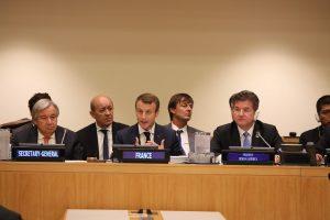 Lietuva remia Pasaulinio aplinkos pakto iniciatyvą