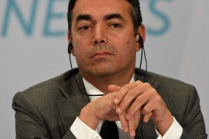 Lietuvoje lankosi Makedonijos užsienio reikalų ministras
