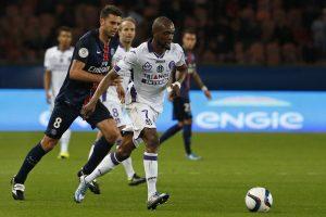 Prancūzijos futbolo čempionas į varžovų vartus įmušė penkis įvarčius