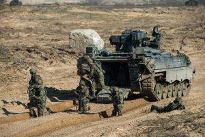 Įspėja: Jonavos, Kaišiadorių, Elektrėnų rajonuose vyksta NATO pratybos