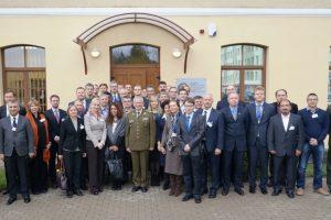NATO energetinio saugumo kompetencijos centre – mokymai atremti atakas