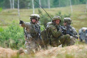Kitąmet Lietuvos kariai vyks į  6 tarptautines misijas ir operacijas