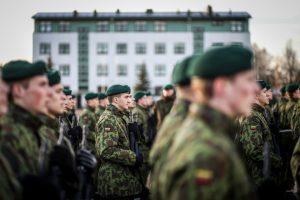 Valstybės kontrolė audito kariuomenėje ir KAM rezultatus paskelbs rudenį