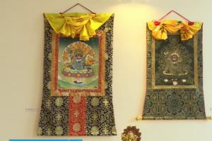 """""""Budos Vilniuje"""" siekia supažindinti žmones su budizmo paveldu"""