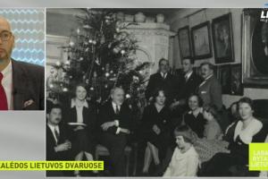 Kaip Kalėdos buvo švenčiamos Lietuvos dvaruose?