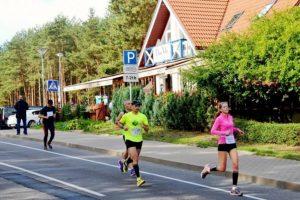 Nidos pusės maratono bėgime nugalėjo E. Sakalaitė ir V. Dopolskas