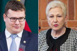 Liberalų korupcijos byloje I. Degutienei teko liudyti dėl L. Kasčiūno