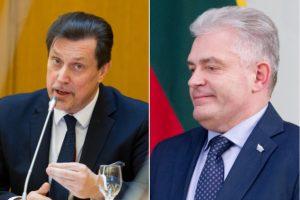 """""""Tvarkietis"""" ir konservatorius paskirti komitetų vicepirmininkais"""