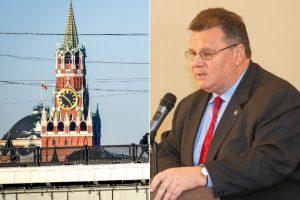 L. Linkevičiaus atsakas Kremliui dėl A. Paleckio sulaikymo: ne jums pamokslauti