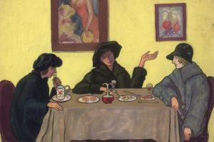 Nacionalinėje dailės galerijoje – moterų menas
