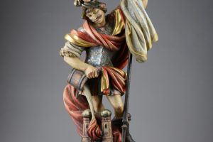 Trakų pilyje atidaroma paroda, skirta šventajam Florijonui