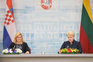 Kroatija sieks perimti Lietuvos SGD patirtį