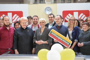 D. Grybauskaitė: visuomenės abejingumas atveda prie labai blogų dalykų