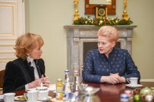 Prezidentei – Ispanijos karaliaus laiškas Lietuvos 100-mečio proga