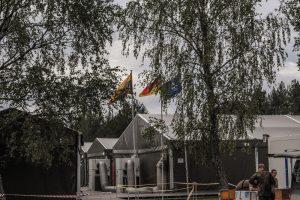 Lietuvoje bus pradėta statyti NATO kariams skirta infrastruktūra