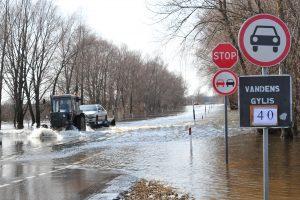 Pamaryje dažnėja potvyniai