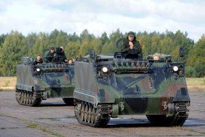 Apklausa: du trečdaliai lietuvių baiminasi, kad Lietuvoje gali kilti karas