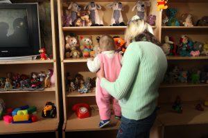 Motinos ir vaiko namų gyventojas džiugina kasdienybė be grotų