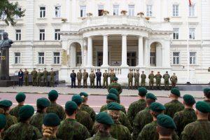 Vilniuje rengiama diskusija apie Lietuvos gynybos politiką ir saugumą