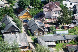 Dėl Šnipiškių statybų už galvų susiėmė ir gyventojai, ir parlamentarai