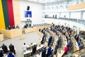 Seimo pavasario sesija: nusimato karštas politinis sezonas