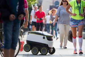 Kai žmonių darbą dirbs robotai: utopija ar pragaras?