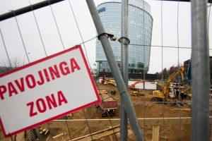 Po nuotekų avarijos Vilniuje – 630 tūkst. eurų ieškinys už žalą gamtai