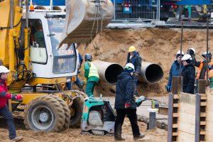 Neries nuotekų byla: bendrovės turės atlyginti per 300 tūkst. eurų žalą