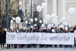Vilniuje Baltijos šalių specialistai aptars smurto prieš vaikus problemas