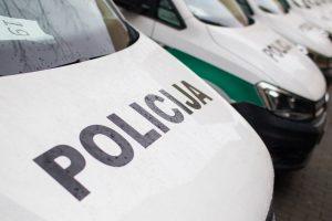 Policininkais apsimetę plėšikai iš įmonės pagrobė pinigus