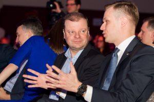 G. Landsbergis: tai yra krizė, nepaisant to, ką sako premjeras