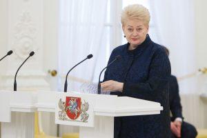 Lietuvoje įtakingiausi – D. Grybauskaitė, A. Sabonis ir E. Jakilaitis