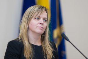 Įtakingiausi valstybės tarnautojai – M. Dargužaitė, V. Vasiliauskas, D. Vilytė