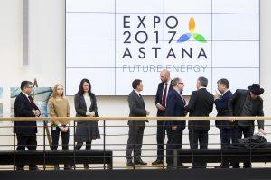 """Kaip atrodys Lietuvos paviljonas parodoje """"Expo 2017"""" Astanoje?"""