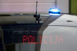 Girtų nuotykiai Kupiškyje: vienas nuvažiavo į griovį, kiti skubėjo gelbėti