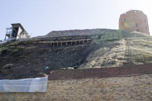 Geologai nenuleidžia akių nuo Gedimino kalno