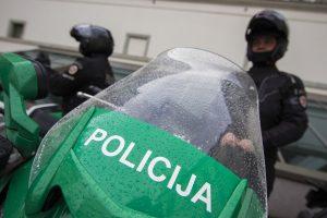 Įvertino policijos reformą: nerimą kelia didėjantis pareigūnų darbo krūvis