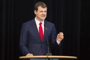 """G. Palucką """"užgesino"""" Seimo frakcija ir prezidiumas"""