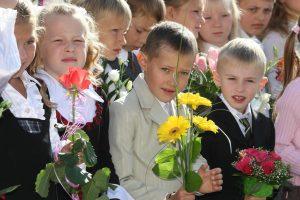 Akademikas E. Jovaiša: vaikai į mokyklą turėtų pradėti eiti nuo šešerių metų