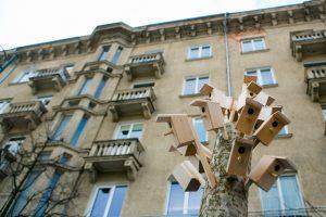 Vis daugiau lietuvių nebeperka būsto visam gyvenimui