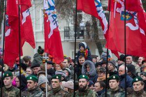 Vilniuje vyks paradas, skirtas pagerbti T. Kosciuškos atminimą