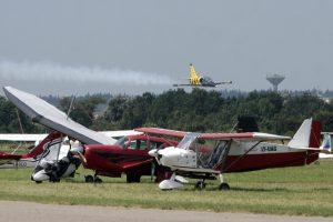 Telšių savivaldybei ketinama perduoti aerodromą ir orlaivius